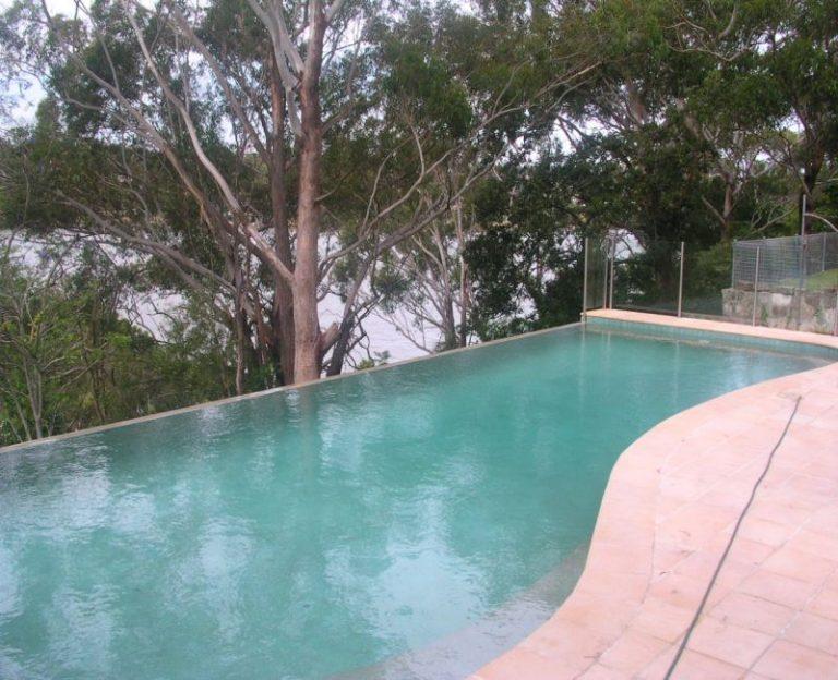 pool view sydney