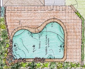 concept pool design sample