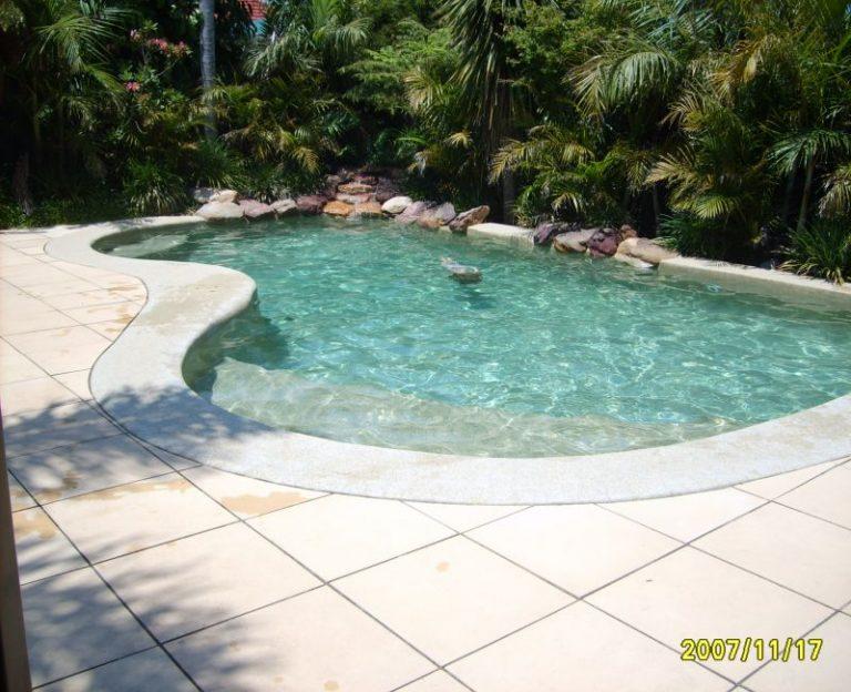 pool sample