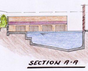 pool structural design