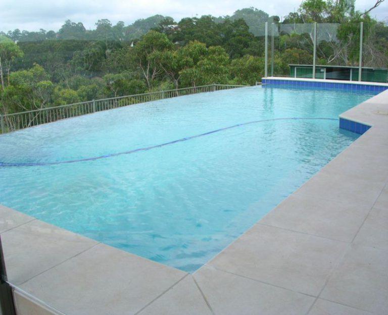 Pool and spa design